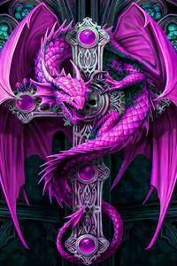Purpledrag