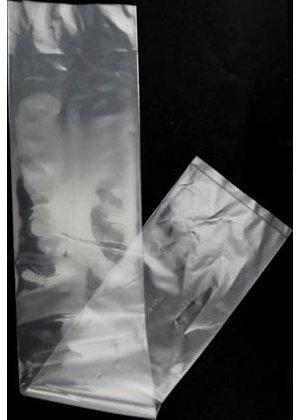 """Open End Bags 3"""" x 16"""" 100/Pkg"""