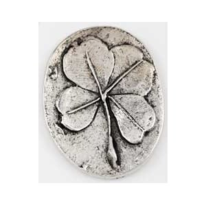 4 Leaf Clover Pocket Stone