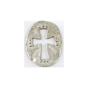 Cross Pocket Stone
