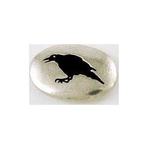 Raven Pocket Stone