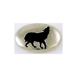 Wolf Mystical Stone
