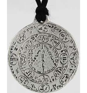 Seal of Barbuelis Amulet