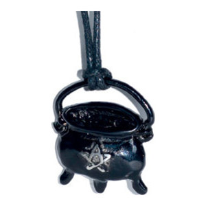 Cauldron Amulet