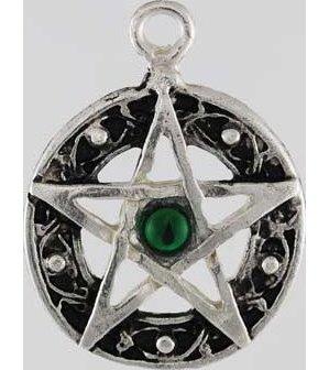 Celtic Knot Pentagram Talisman