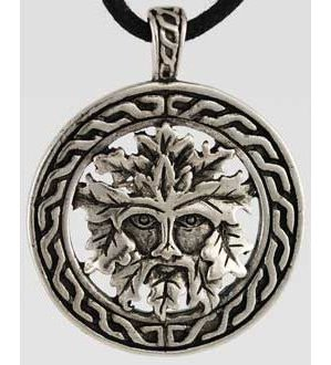 Greenman Amulet