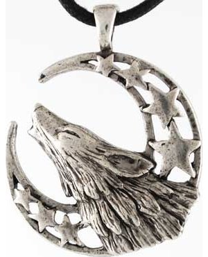 Howling Moon Amulet