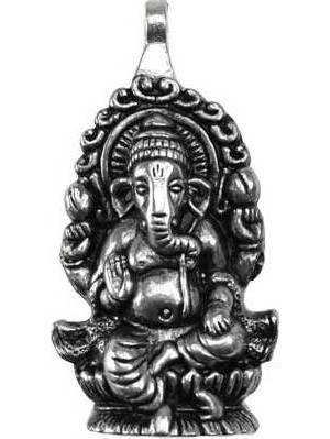 Ganesh / Success Amulet