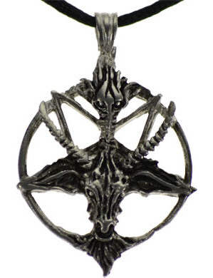 Goat Head Amulet