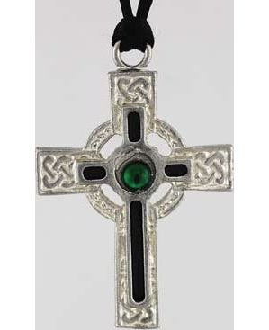 Cross of Protection Amulet