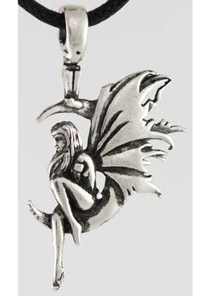 Solitary Fairy Amulet