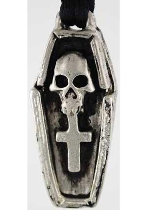 Voodoo Coffin Talisman