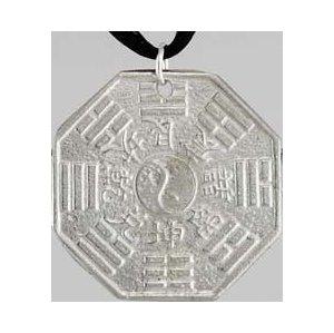 Yin Yang I Ching Amulet