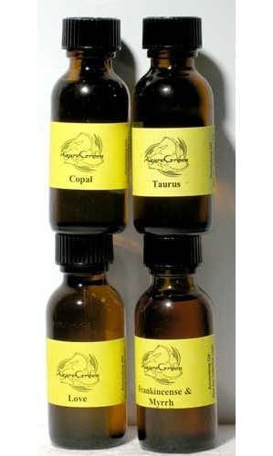 1oz Ambergris Oil