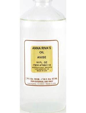 Anna Riva's Anise Oil 16oz