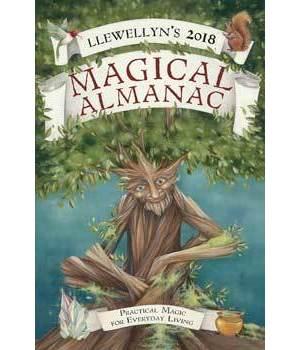 2018 Magical Almanac by Llewellyn