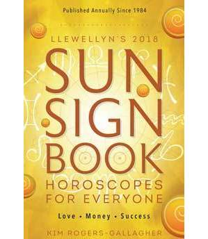 2018 Sun Sign Book by Llewellyn