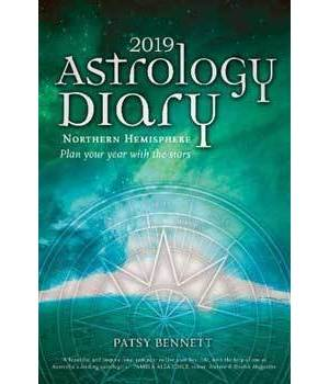 2019 Astrology Diary by Patsy Bennett