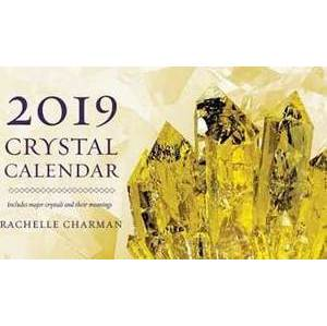 2019 Crystal Calendar by Rachelle Charman