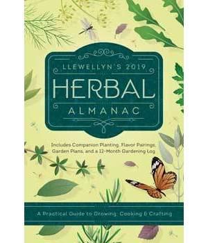 2019 Herbal Almanac by Llewellyn