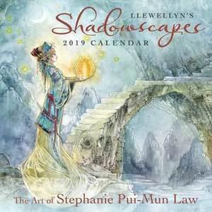 2019 Shadowscapes Calendar by Llewellyn