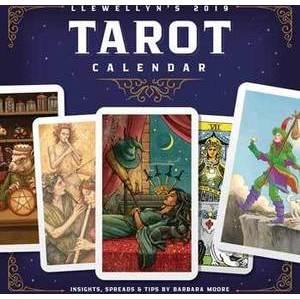 2019 Tarot Calendar by Llewellyn
