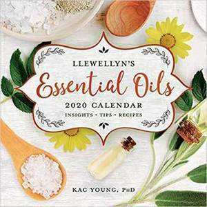 2020 Essential Oils Calendar by Llewellyn