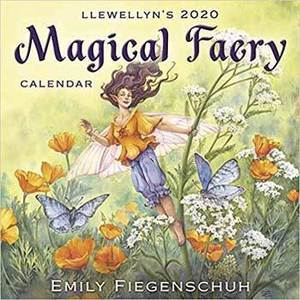 2020 Magical Faery Calendar by Llewellyn