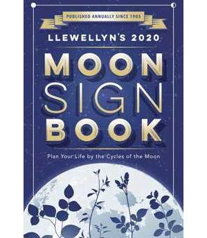 2020 Moon Sign Book by Llewellyn