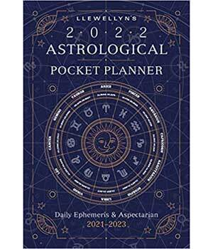 2022 Astrological Pocket Planner by Llewellyn