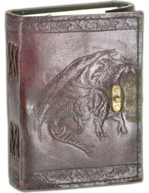 Dragon Leather with Latch