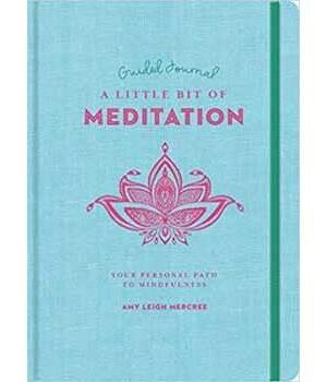 Little Bit Meditation journal guided journal