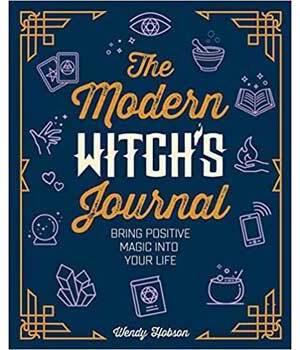 Modern Witch's journal (hc)