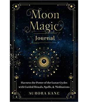 Moon Magic lined journal