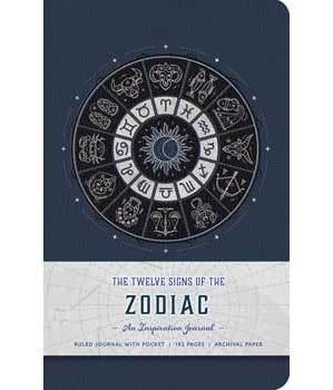 Zodiac journal lined