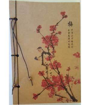 Cherry Blossom String Bound Journal