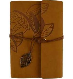 Brown Leaf Journal
