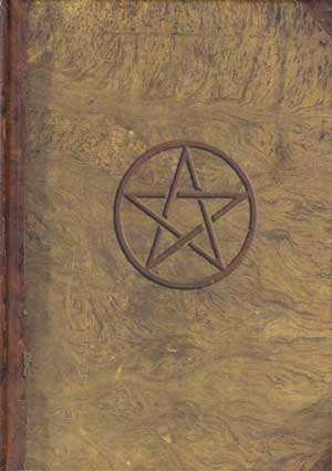 Pentagram Journal, (hardcover)