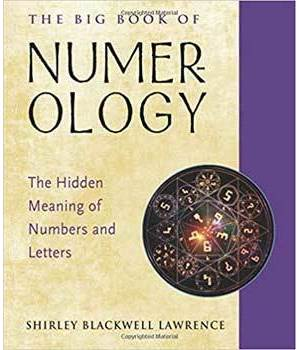 Big Book of Numerology by Shirley Blackwell Lawrence