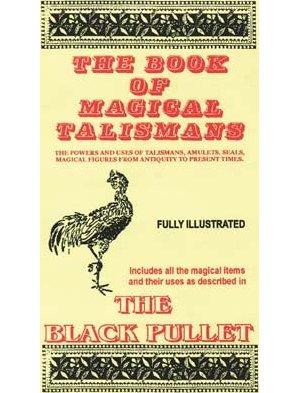 Book Of Magical Talismans