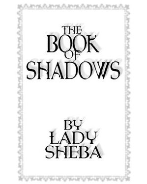 Book of Shadows (Lady Sheba)