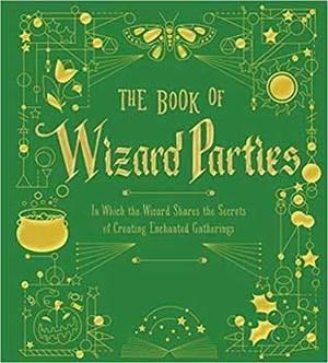 Book of Wizard Parties (hc)
