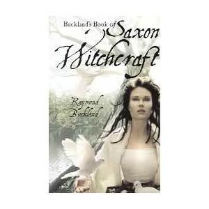 Buckland's Bk Saxon Witchcraft