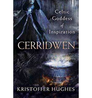 Cerridwen, Celtic Goddess of Inspiration by Kristoffer Hughes