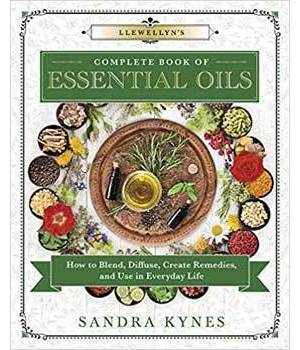 Complete Bk of Esssntial Oils by Sandra Kynest
