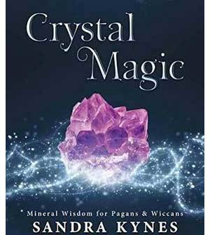 Crystal Magic by Sandra Kynes