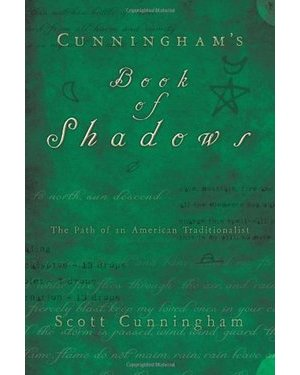 Cunningham's Book Shadows (hardcover)