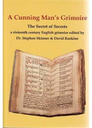 Cunning Man's Grimoire (hc) by Skinner & Rankine