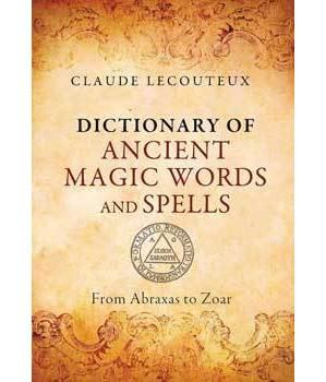 Dict. Ancient Magic Words (hardcover)