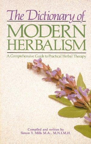 Dict. Modern Herbalism